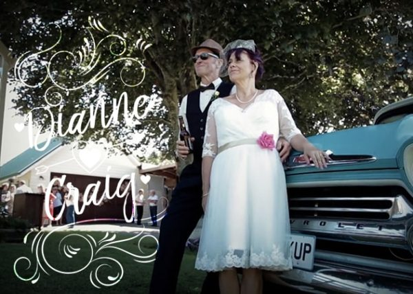 Craig and Dianne Wedding Video