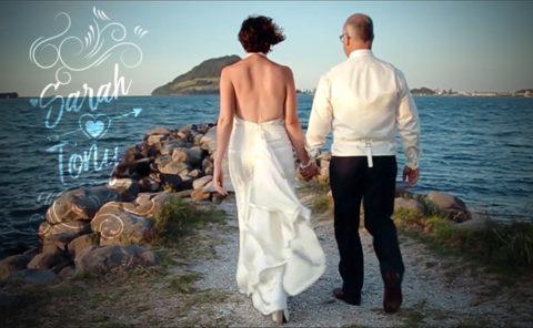 Sarah and Tony Wedding Video