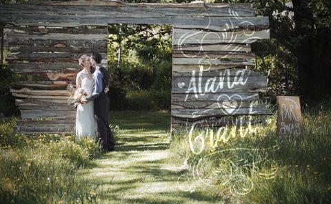 Alana and Grant Wedding Video