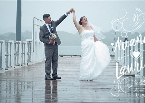 Ariane and Laurie Wedding Video