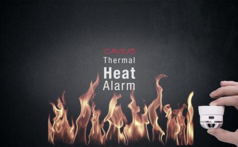 Cavius Thermal Heat Alarm