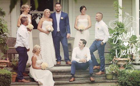Dane and Sarah Coles Wedding Video