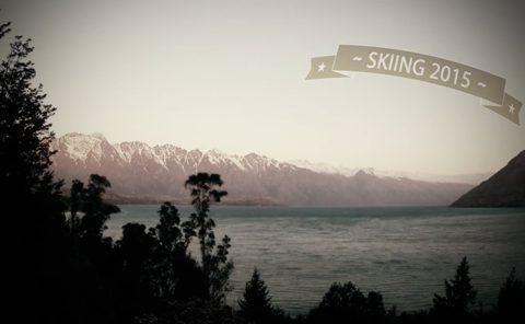 Skiing Queenstown