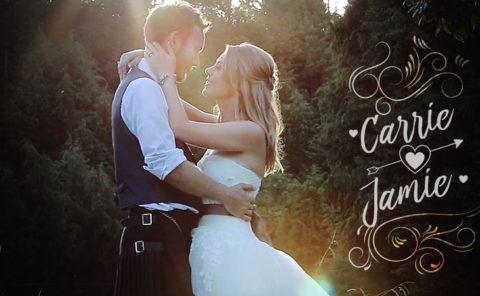 Jamie an Carrie Wedding Film