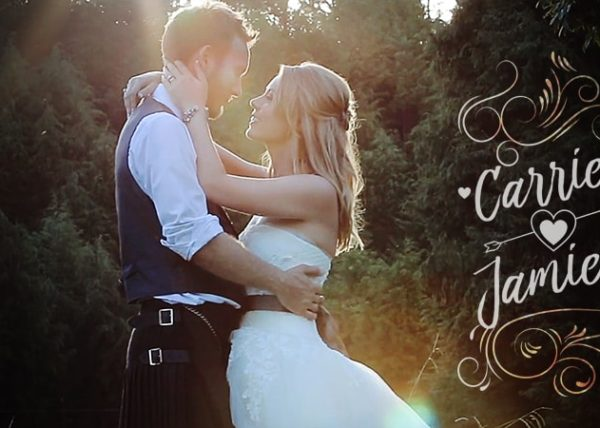 Jamie an Carrie Wedding Film