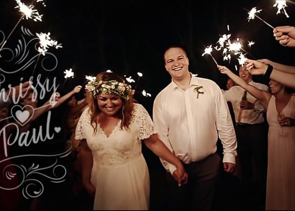 Chrissy and Paul Wedding Video