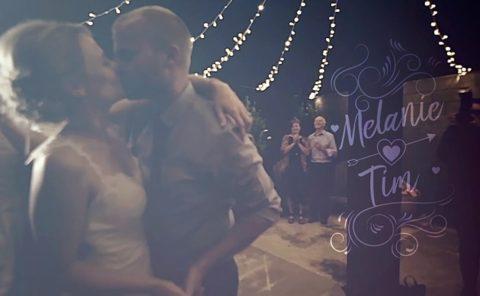 Melanier and Tim Wedding FIlm