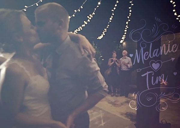 Melanier and Tim Wedding FIlm