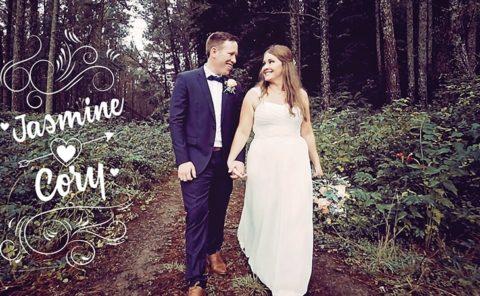 Jasmine and Cory Wedding Video