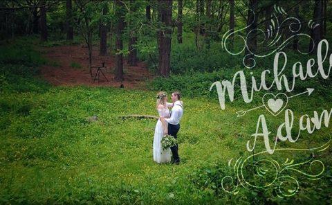 Michaela and Adam Wedding Video