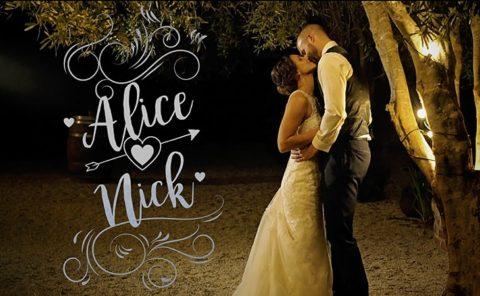 Alice and Nick Wedding Film