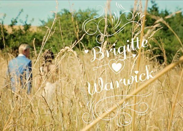 Brigitte and Warwick