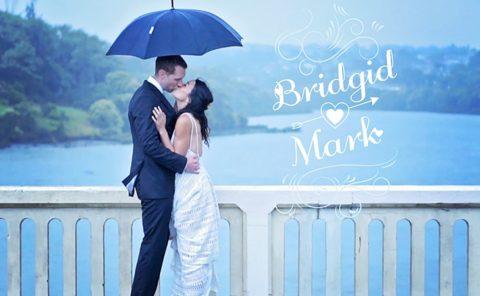 Bridgid and Mark Wedding Video