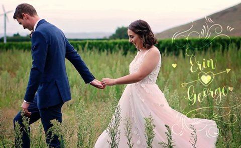 George + Erin Wedding