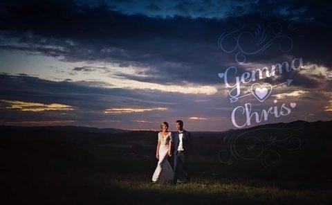 Chris and Gemma Wedding Video