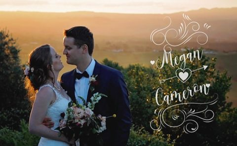 Megan and Cameron Wedding Video