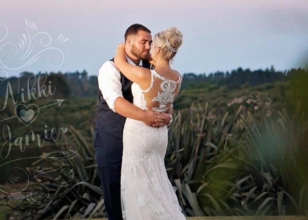 Jamie and Nikki WEDDING VIDEO