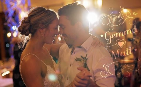 Gemma and Matt Fiji Wedding Video
