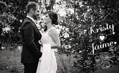 Kristy and Jaime Wedding Video Ataahua