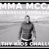 Gemma McCaw - AIA Healthy Kids Challenge