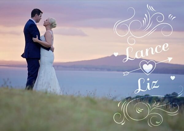 Lance and Liz Wedding Video