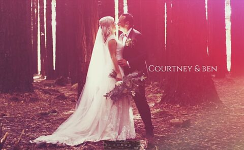 Courtney and Ben Wedding Video