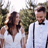 Kris & Leada - Old Forest School Wedding